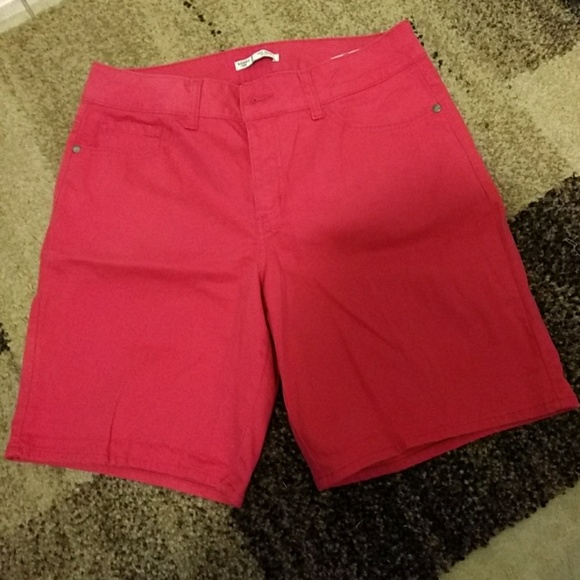 Riders by Lee Pants - Rider mid rise shorts nwot